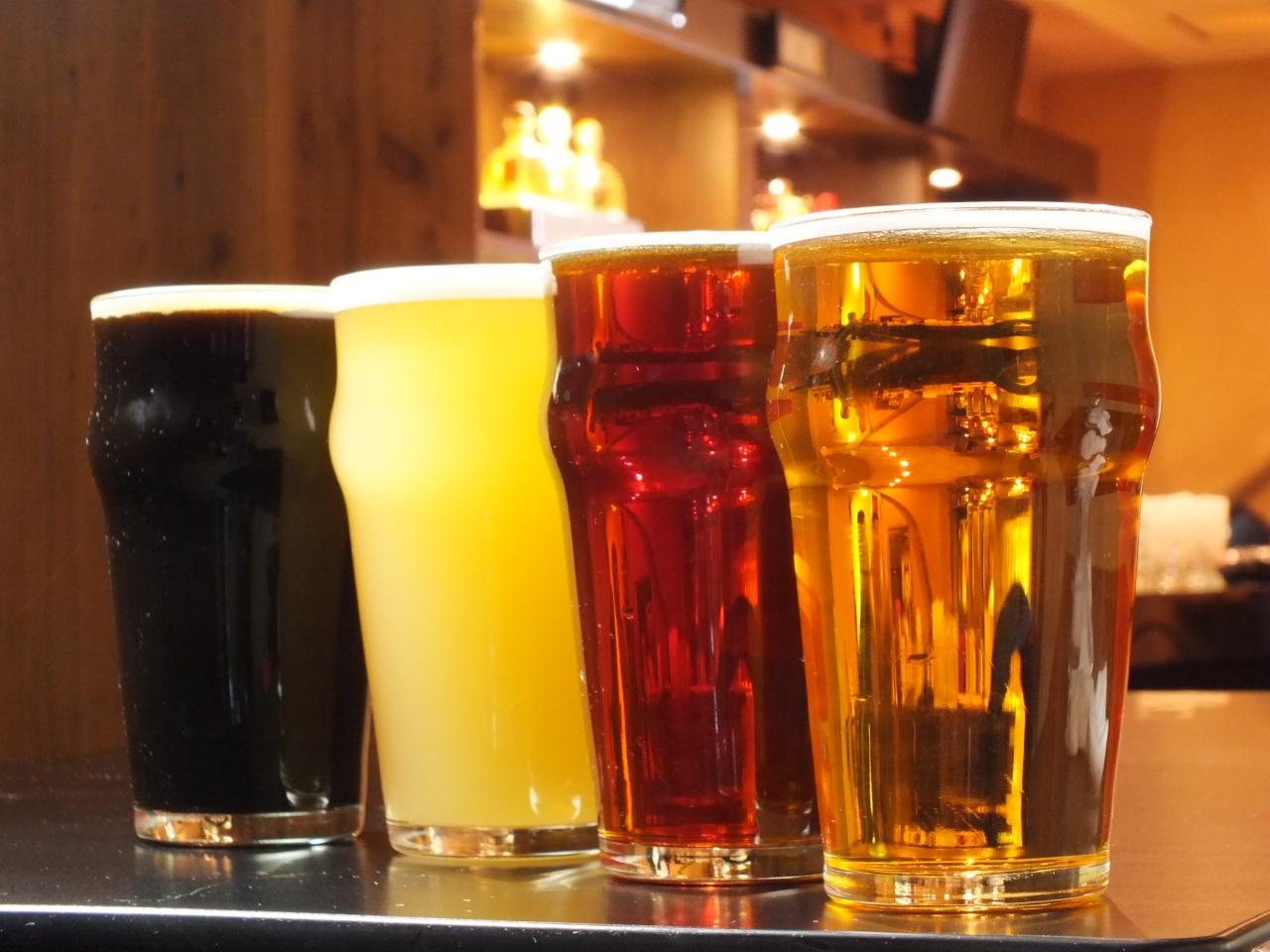 本日のクラフトビール(樽生ビール)